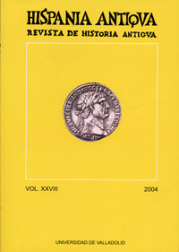 HISPANIA ANTIQVA, 28 (2004)