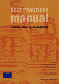 BEST PRACTICES MANUAL IN CULTURAL HERITAGE MANAGEMENT